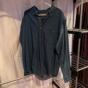 Woolrich Denim Shirt